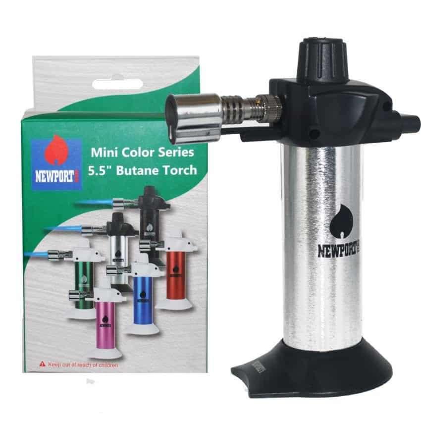 newport_zero_-_mini_color_series_butane_torch_-_silver