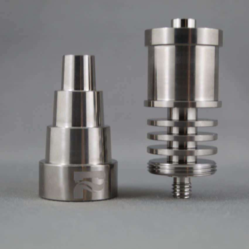 Titanium Domeless Nails
