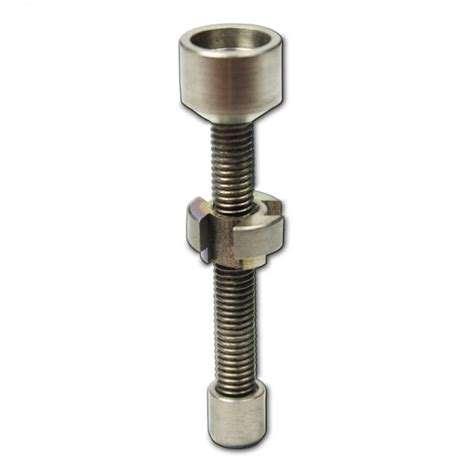 Titanium Dome Style Nails