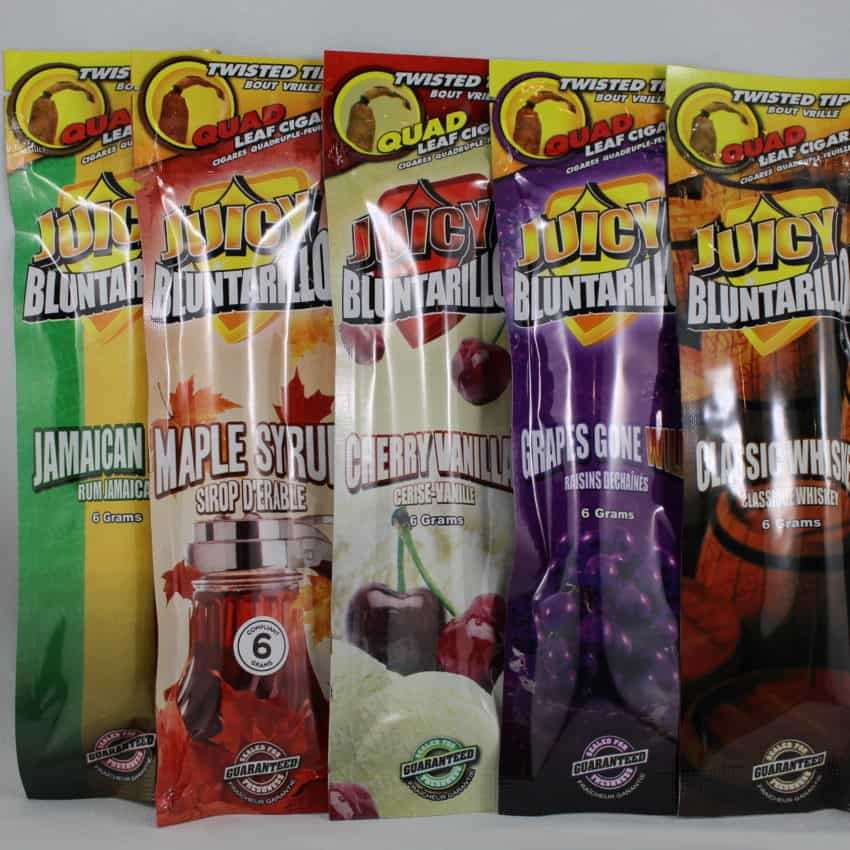 Tobacco Blunt Wraps