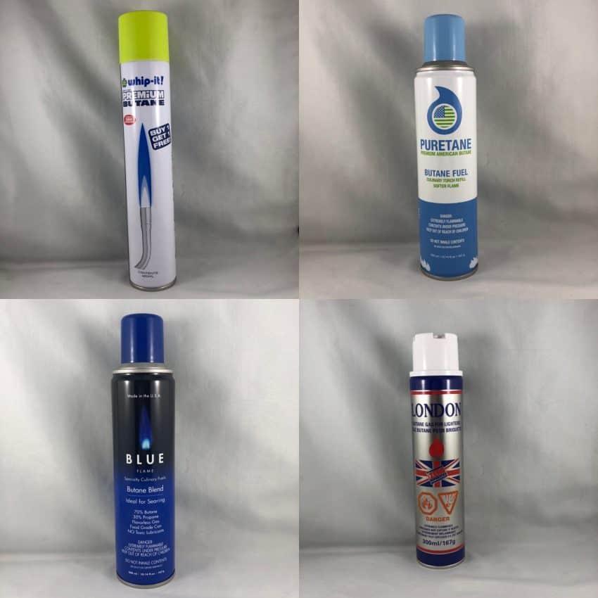 Lighter Fluid & Butane